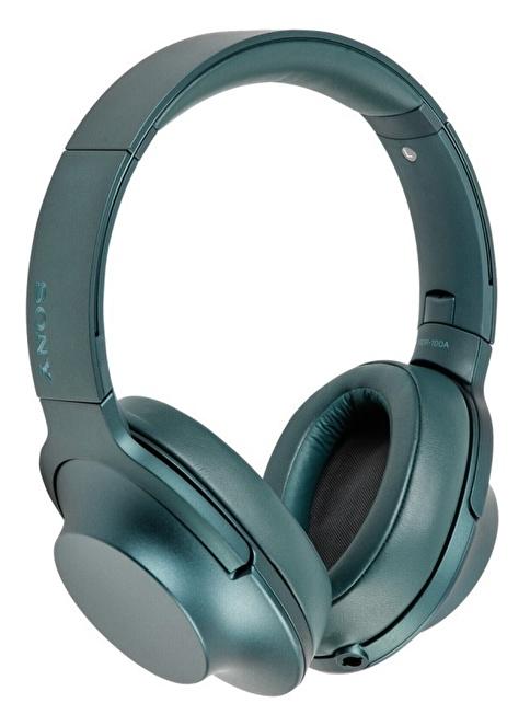 Sony MDR100AAPL Yüksek Çözünürlüklü Kafaüstü Kulaklık Mavi